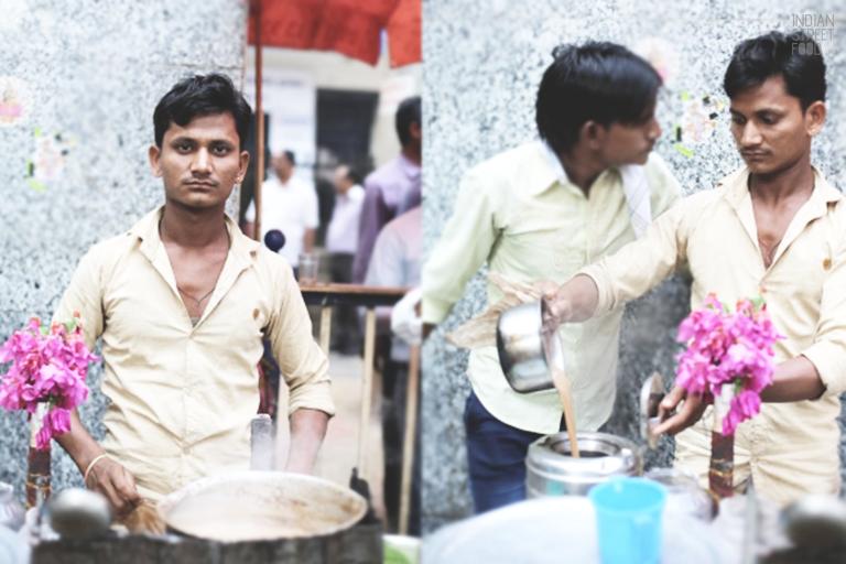 tea-stall