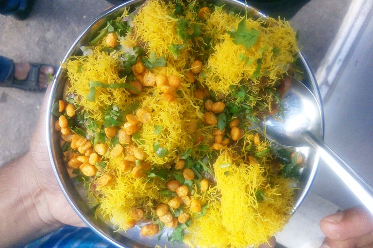 hill road chaat