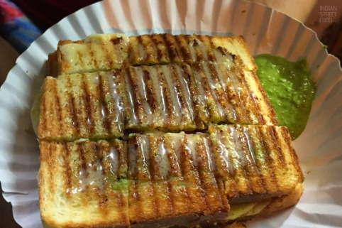 Image result for cheese grill sandwich mumbai